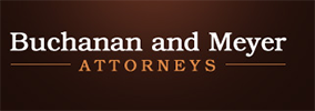 Buchanan & Meyer Attorneys Header Logo